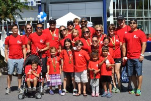 Luke's Wings Charity Walk