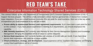 Red Team's Take - February 2018