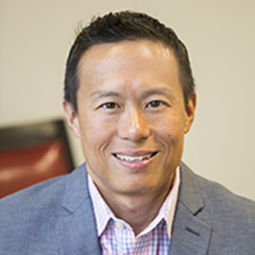 Red Team President, Jeff Shen