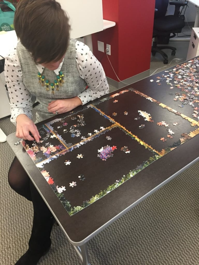 Puzzle Time at Red Team Consulting