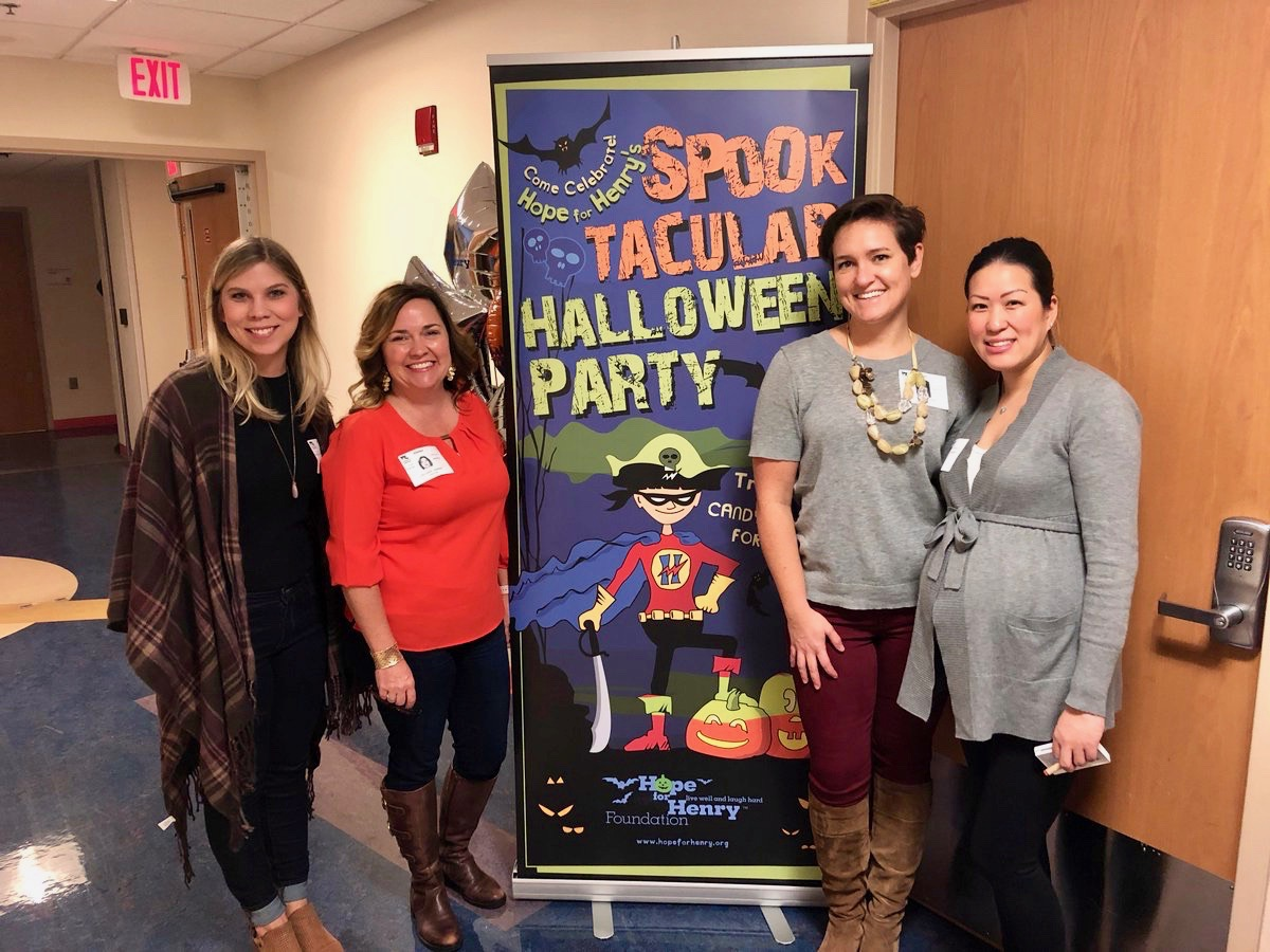 handing out treats on halloween - Red Team Consulting