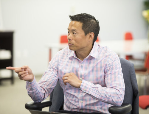 Red Team Appointments Jeff Shen as President