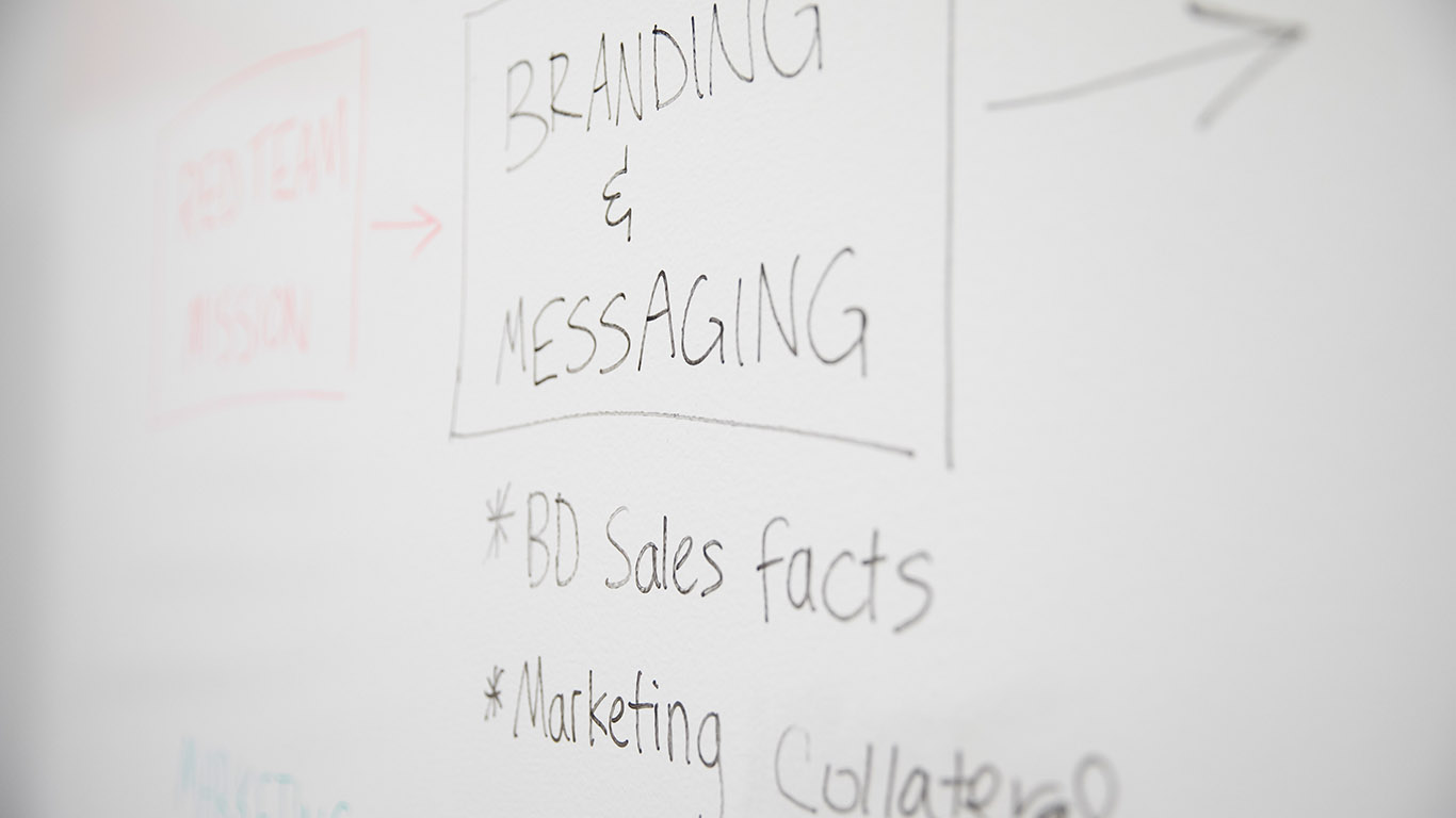 Proposal Development - Branding Messaging - Red Team Consulting