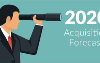 2020 Acquisition Forecast