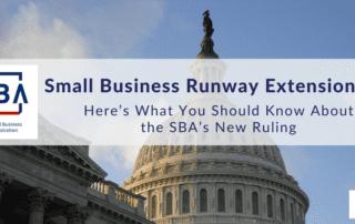 SBA New Ruling