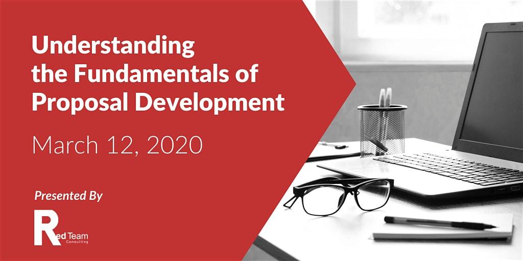 Proposal Development Training
