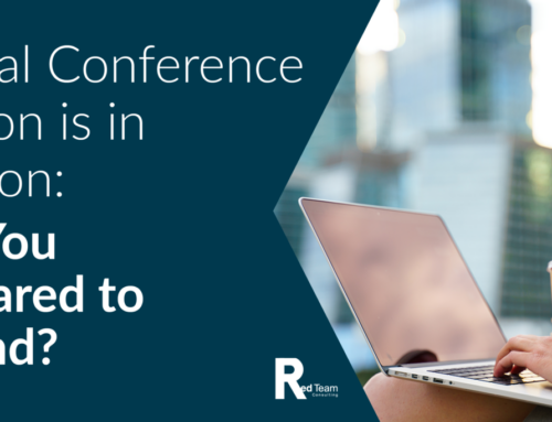 Virtual Conference Season is in Session: Are You Prepared to Attend?