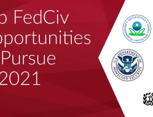 Top Federal Civilian Opportunities to Pursue in 2021