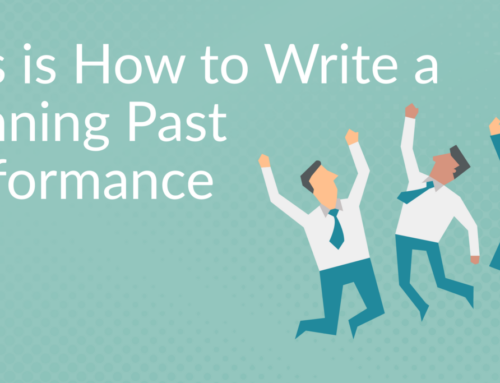 This is How to Write a Winning Past Performance