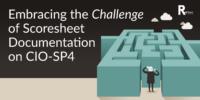 Embracing the Challenge of Scoresheet Documentation on CIO-SP4