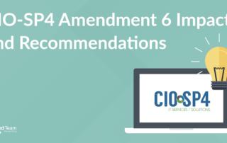 CIO-SP4 Amendment 6