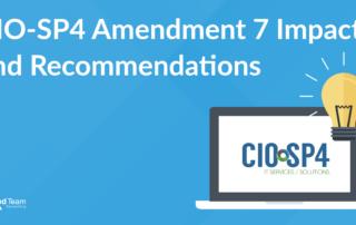 CIO-SP4 Amendment 7