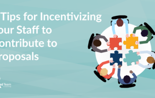 6 Tips for Incentivizing Your Staff to Contribute to Proposals