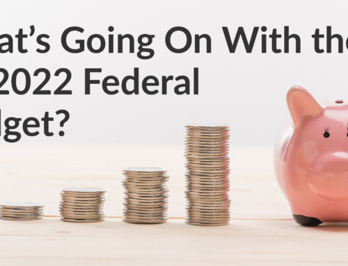 What's Going On With the FY 2022 Federal Budget?