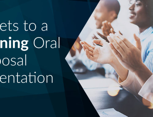 Secrets to a Winning Oral Proposal Presentation